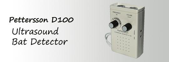 pettersson-d100-ultrasound-bat-detector